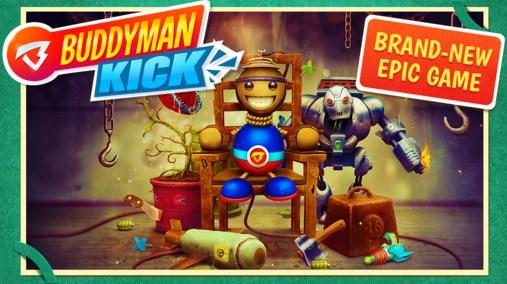 Buddyman: Kick Free截图