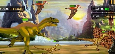 恐龍狩獵冒險截圖
