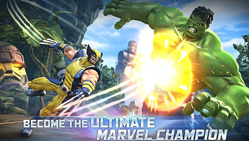 MARVEL Contest of Champions截图