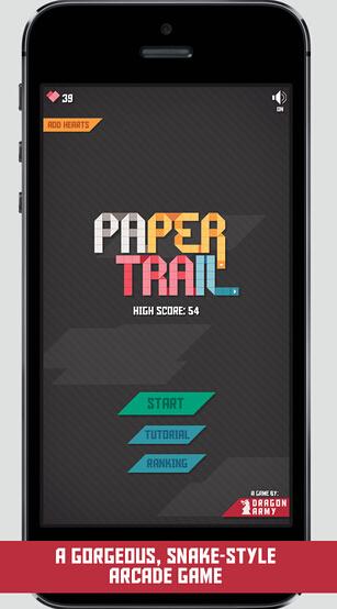 Paper Trail™截图