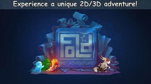 Fold the Adventure截图