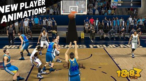 NBA 2K15截圖