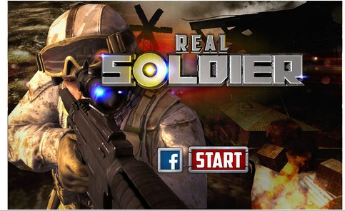 Real Soldier截圖