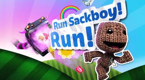 Run Sackboy! Run!截图
