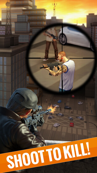 Sniper 3D Assassin: Shoot to Kill截圖