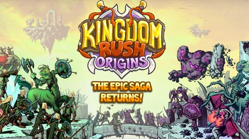 Kingdom Rush Origins截圖
