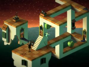 新游PK第1期:《纪念碑谷》VS《梦游者》