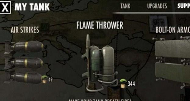 欧洲坦克大战截图