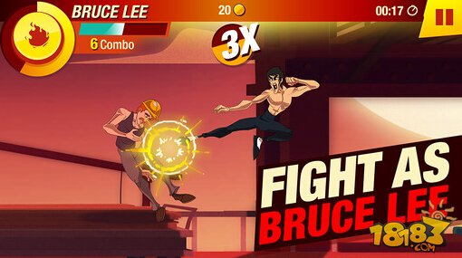 Bruce Lee: Enter the Game截图