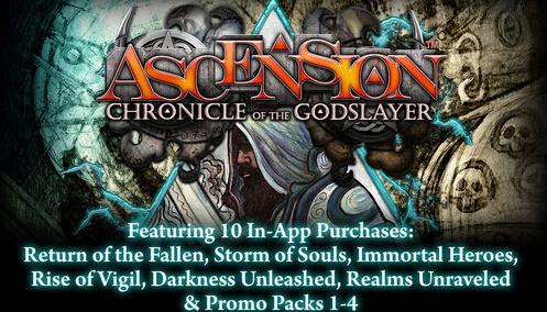 Ascension: Chronicle of the Godslayer截图