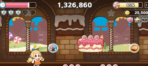 糖果酷跑截圖