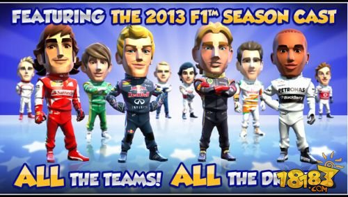 F1 Race Stars截图