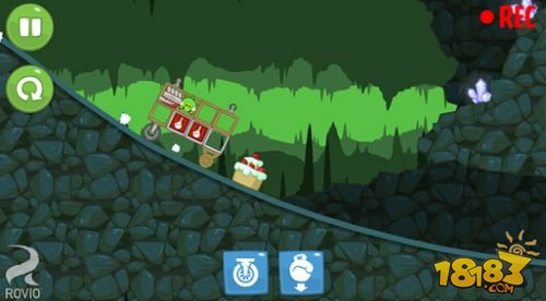 Bad Piggies截图