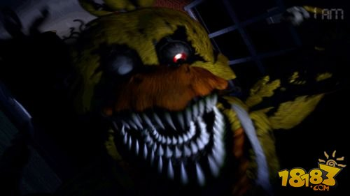 Five Nights at Freddys 4截图