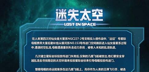 迷失太空截圖