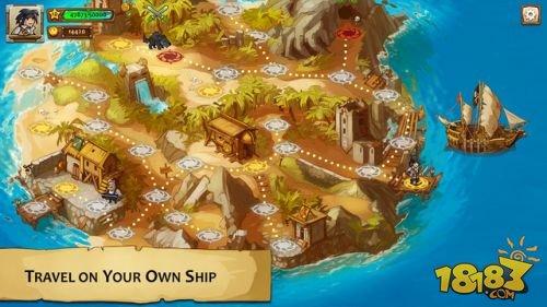 Braveland Pirate截圖