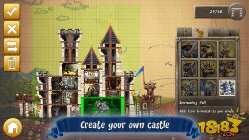 城堡风暴:自由攻城截图
