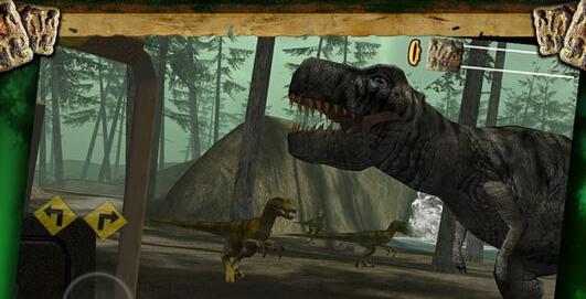 恐龙猎场截图