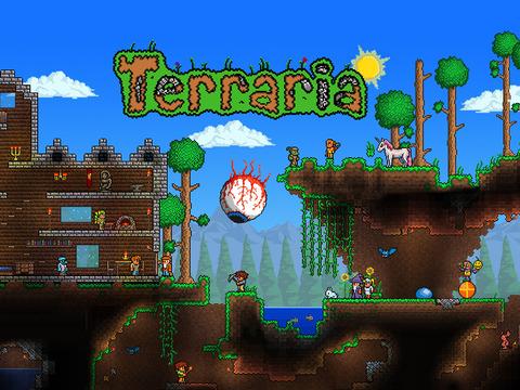 Terraria截图