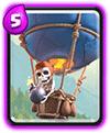 皇室战争Clash Royale 气球兵图鉴
