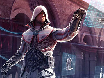 新游PK第29期:《刺客信条:本色》VS《FF13:雷霆归来》