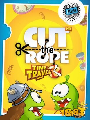 Cut the Rope: Time Travel截圖