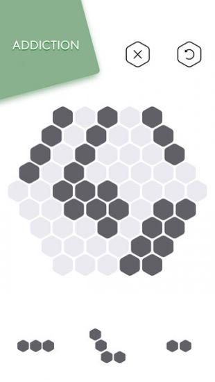 消滅六邊形截圖