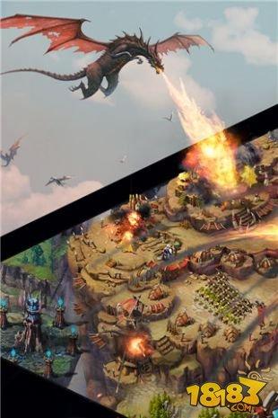 巨龍之戰截圖