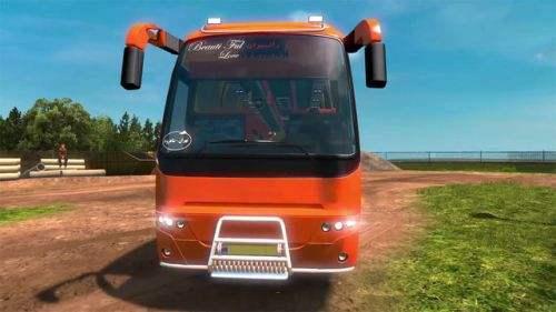 3D巴士驾驶