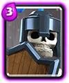 皇室战争骷髅守卫图鉴 升级数据一览