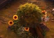 向日葵開滿海希安峽谷-虛榮1.19夏季地圖