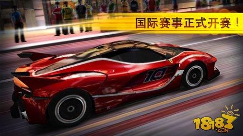CSR赛车截图