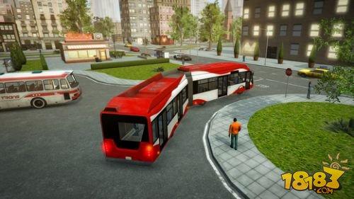 巴士模擬2017截圖