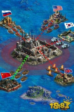 海洋战争截图