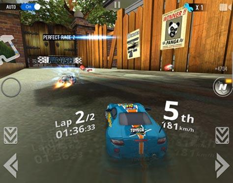 谁的遥控车更快!《梦幻遥控车3》登陆移动平台