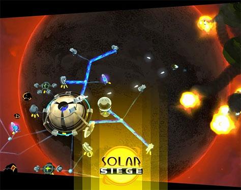 建立防线抵御入侵 塔防游戏《太阳围城》下周发布