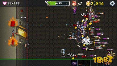 地牢防御 : 勇士的侵入截圖