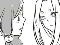 阴阳师黑白童子漫画剧场:特别的表白
