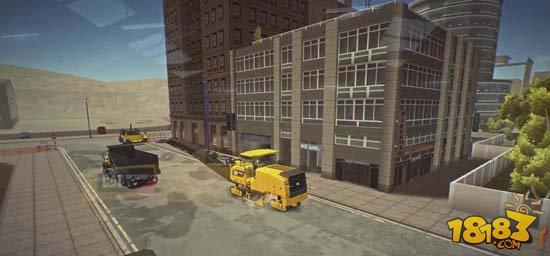 建筑模拟2截图