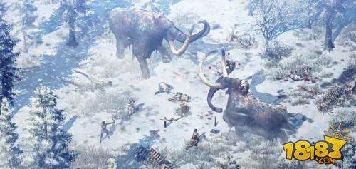 野生之地:杜蘭戈截圖