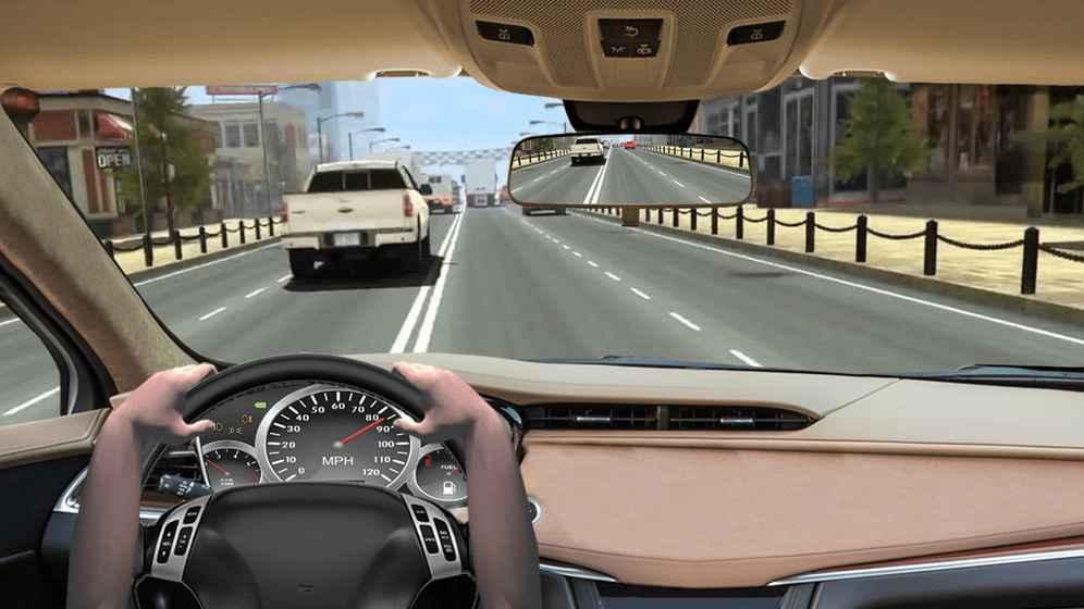 高速公路逃生截图