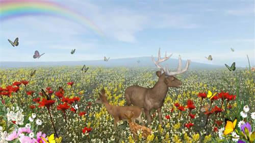 鹿的一生截圖