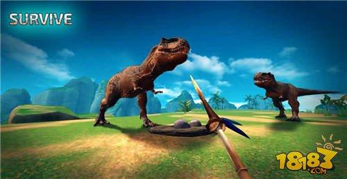 ARK生存岛进化3D截图