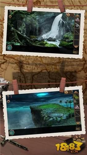 密室逃脱挑战3:逃出神秘无人岛
