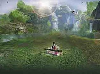 18183新游预告:乱世江湖·动作MMO手游《刀剑斗神传》