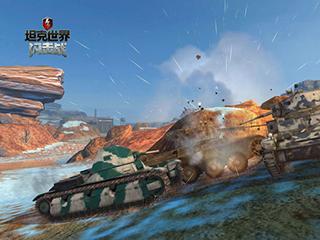 18183一周新游预告:坦克世界闪击战、初音速、捉妖记