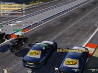 新地图大更新 赛车场惊现哈雷法拉利飙车!
