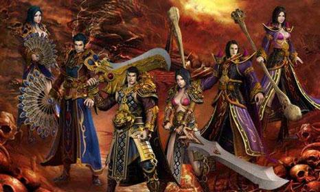 传奇威力加强版是一款重塑经典的RPG手游