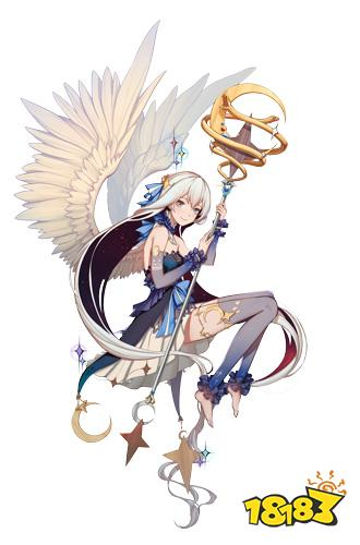 繁花之声与安宁天使登场 苍之纪元新英雄介绍