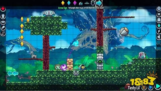 《崩溃大陆》开发商新作《LevelHead》 拥有超能力的主角